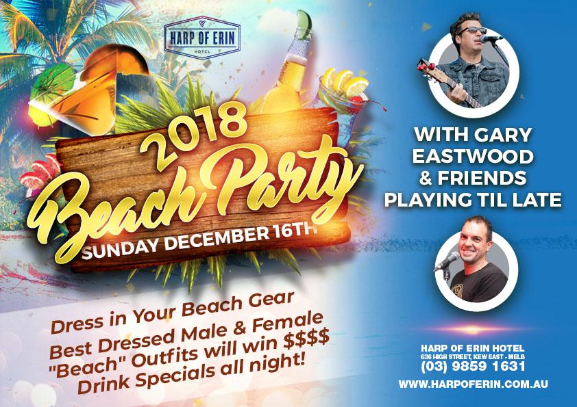 Friends Beach Party Dress